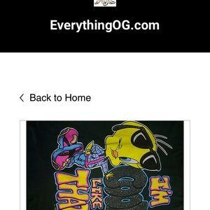 Vintage Classic Looney Tunes Shirt Tweety Bird